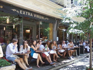 Extra virgin new york restaurant