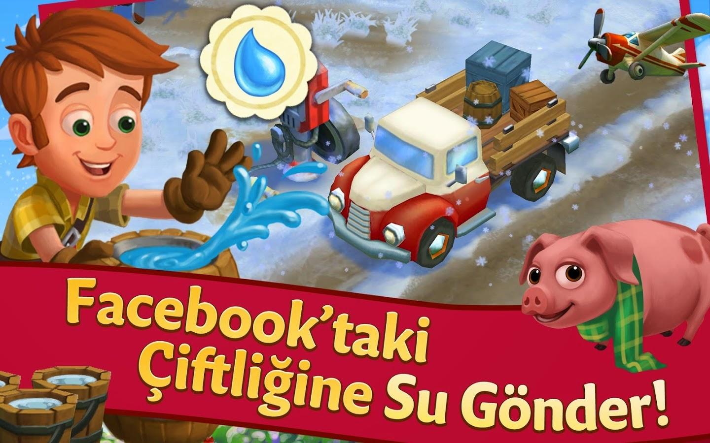 Farmville 2: Köy Kaçamağı Pc İndir - Oyna