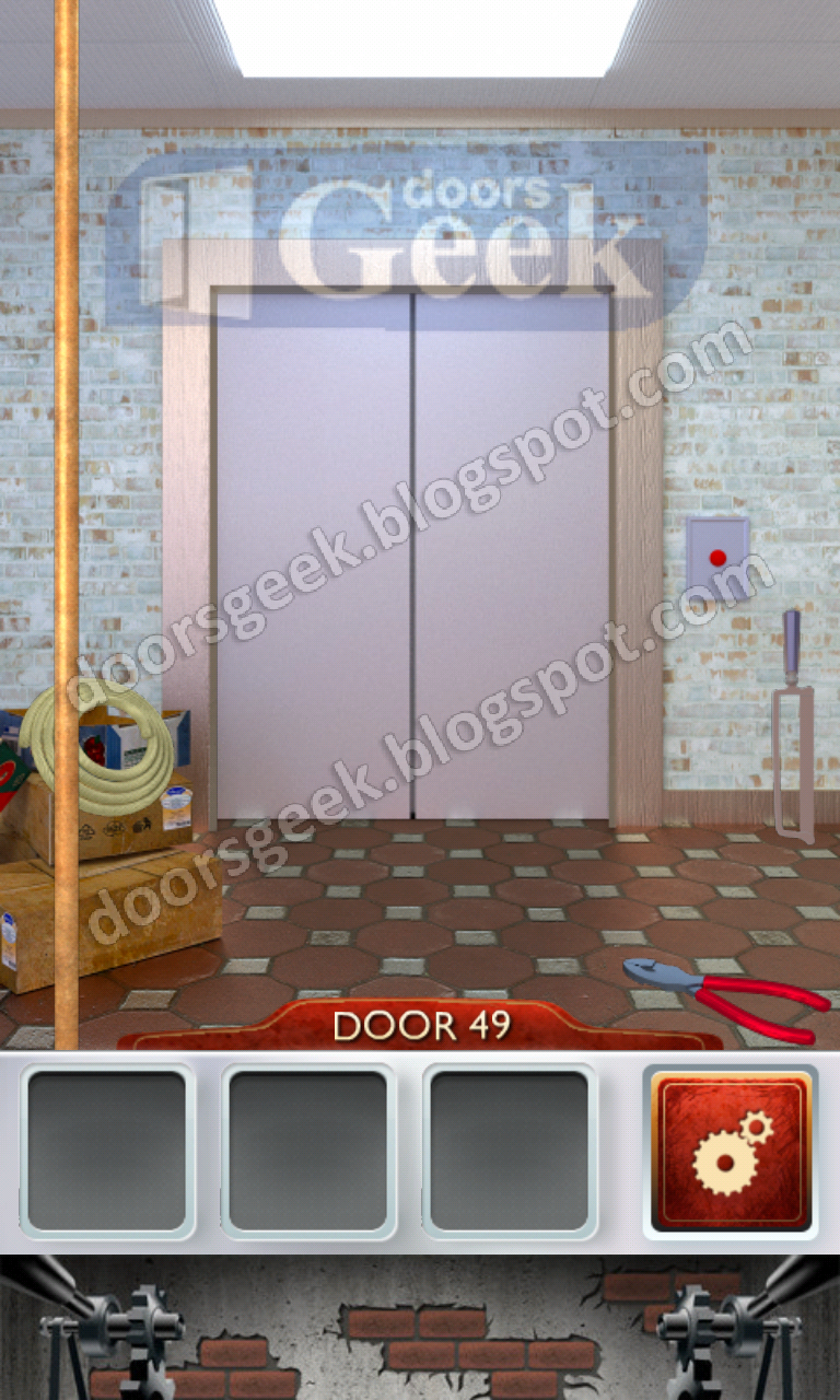 100 doors 2 level 49 doors geek for 100 doors floor 49