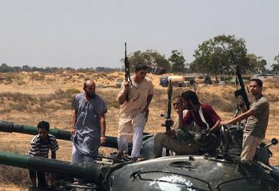 no surrender in Libya