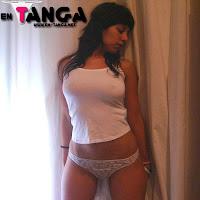T%C3%ADa+Espa%C3%B1ola+de+18+a%C3%B1os+en+Tanga3 Tía Española de 18 años en Tanga (Galería de Fotos)