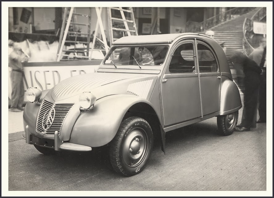 Motor Life Paris Salon De Lautomobile 1948 1955