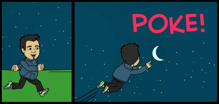 Poke!