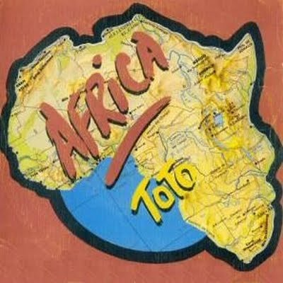 Copertina Toto - Africa