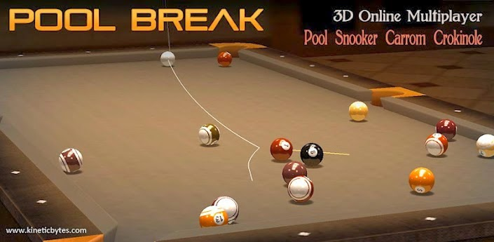 Pool Break Pro - 3D Billiards v2.4.1 APK+DATA