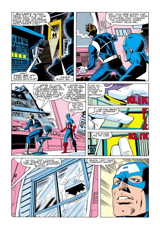 Captain America (1968) Issue #304 #232 - English 6