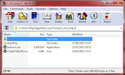 WinRAR x86 (32 bit) v4.11 Final + KeyReg