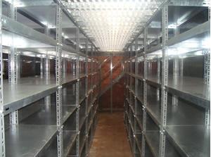 Operaciones log sticas en la cadena de abastecimiento - Estantes para bodegas ...