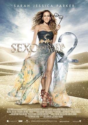 Sexo en la ciudad 2 Online Latino