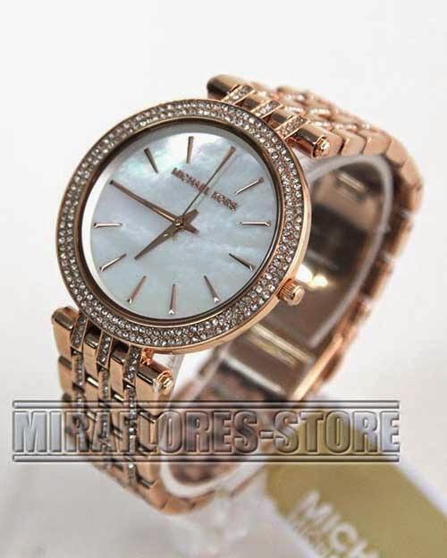 madbid reloj mujer michael kors