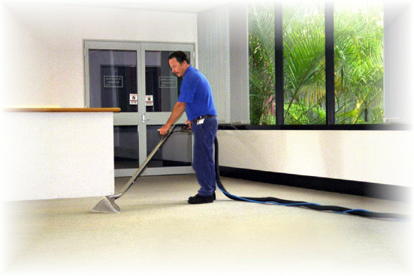 office cleaning services guidelines