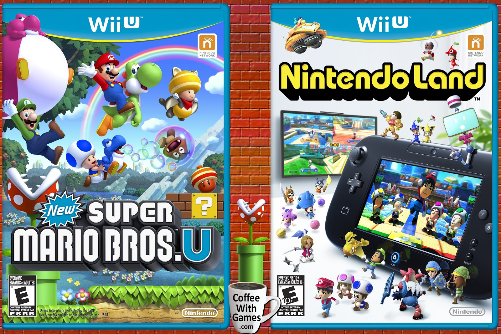 New Super Mario Bros. U to have online multiplayer?