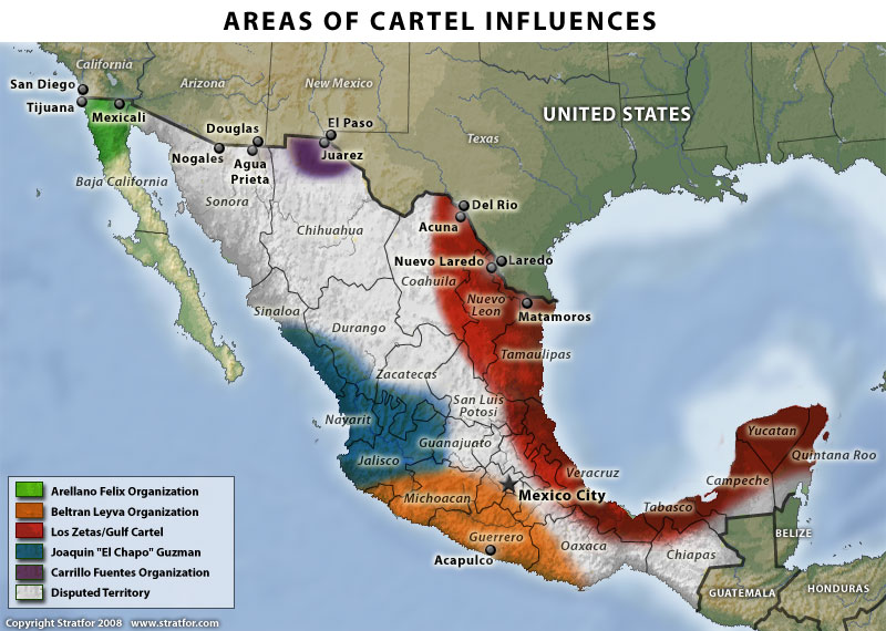 Mexico's War by the Numbers (& maps) | H/E