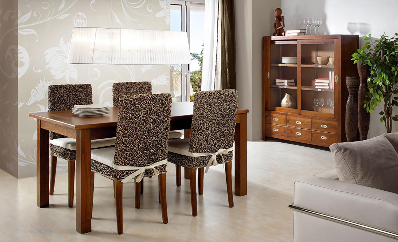 Muebles de comedor 10 comedores con vitrina for Comedores coloniales