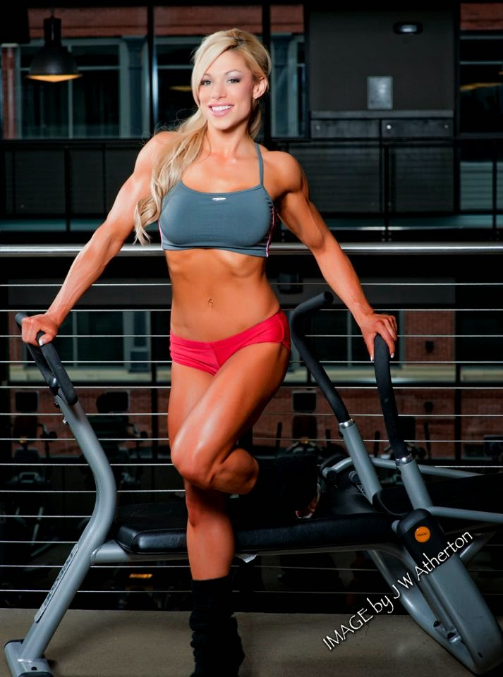 Stefanie Richard - Female Fitness Models