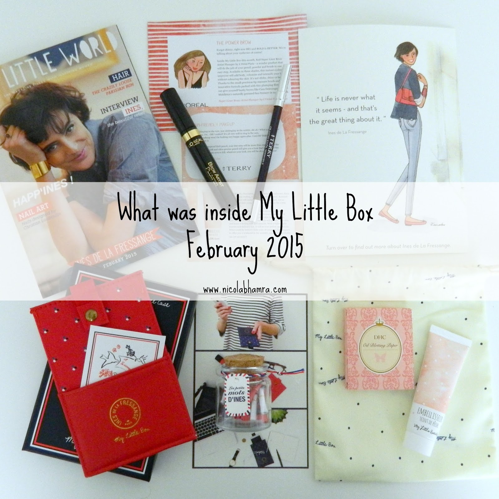 My Little Box, February 2015 review