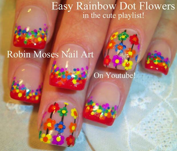 """nail art robin moses """"diy"""
