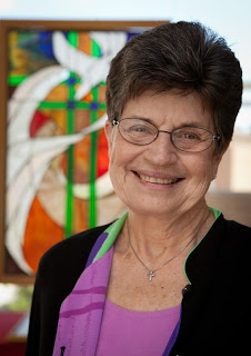 Irish American Sister Pat Farrell