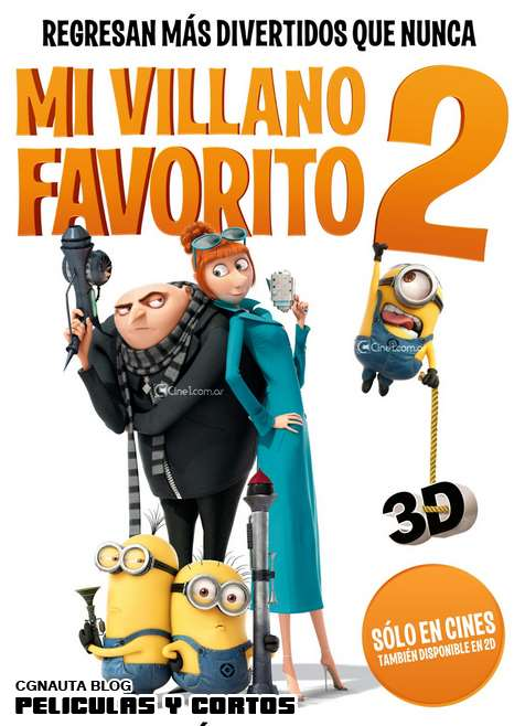 Gru - Mi Villano Favorito 2 (2013)