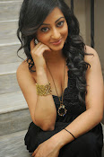 Tanishka Glam Photo shoot in Black-thumbnail-13