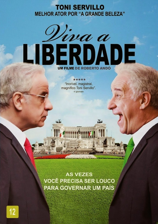 Viva a Liberdade – Dublado (2013)