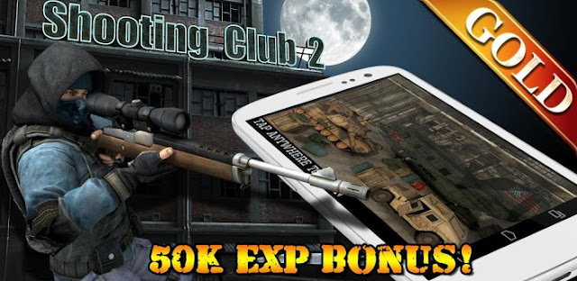 Shooting club 2: Gold v3.2.24 APK