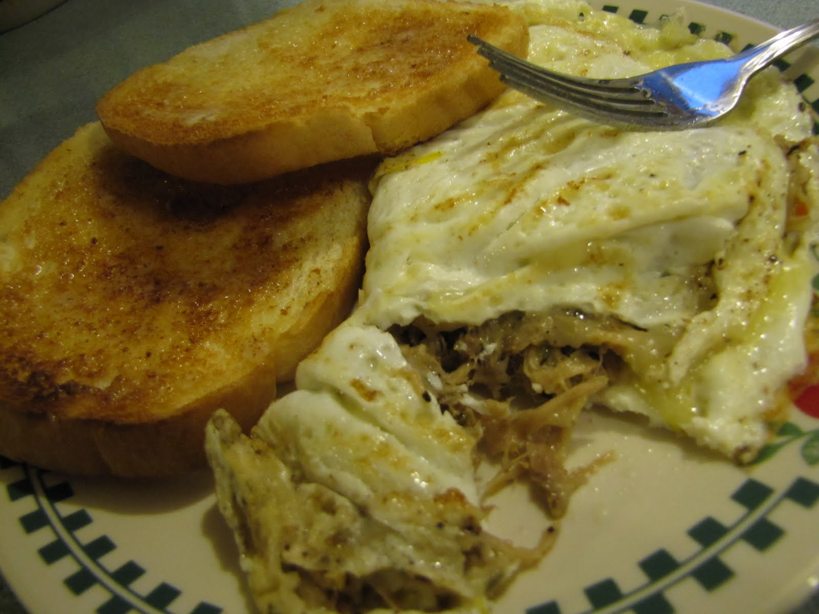 how to make a good egg omelet
