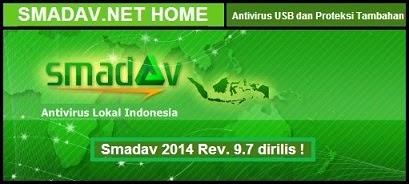 ANTIVIRUS SMADAV - SDN Medangasem III