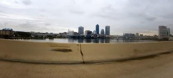 Fuller Warren Bridge, Jacksonville, Florida USA