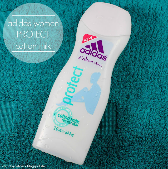 adidas women PROTECT cotton milk