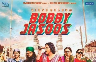 Watch Bobby Jasoos Movie online exclusively in Firstshowmovies
