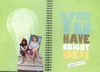 smash book bright ideas