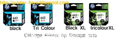 Catridge Printer Hp Deskjet 1515 spesifikasi + harga terbaru