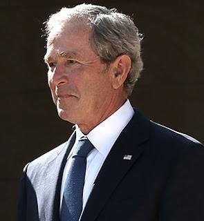 George W. Bush SAT score 1206