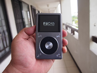 FiiO X5 Second Generation Review