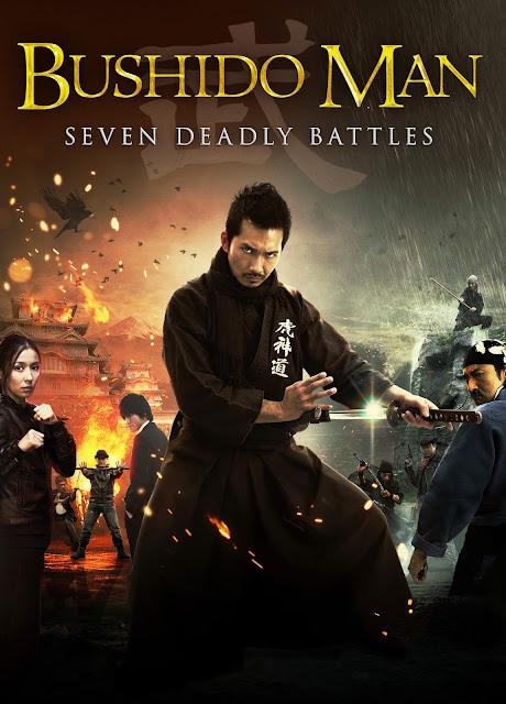 Bảy Trận Thư Hùng (thuyết minh) - Bushido Man