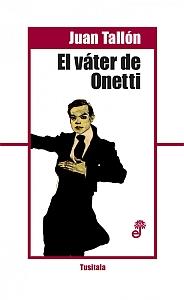 El váter de Onetti - Portada