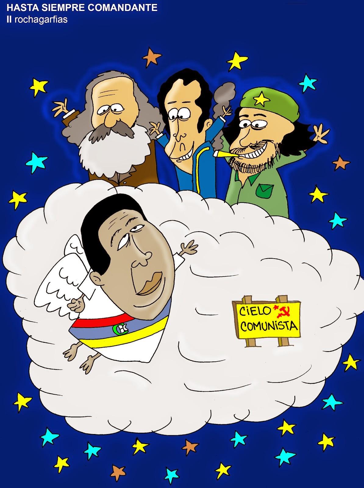 Hasta siempre Comandante Chávez.