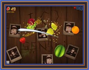 Fruit Ninja Hd Game Free for Pc (Screen Shots no.2)