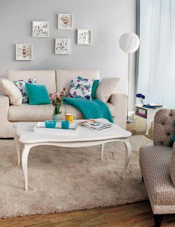 Oak septiembre 2012 - Casa diez salones ...
