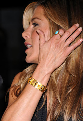 Jennifer Aniston Gemstone Ring