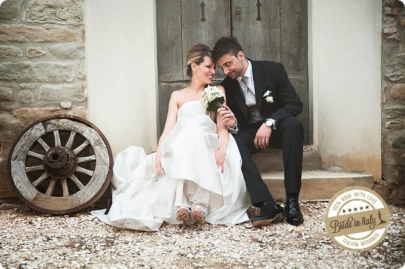 Matrimonio rustico e informale in Emilia Romagna