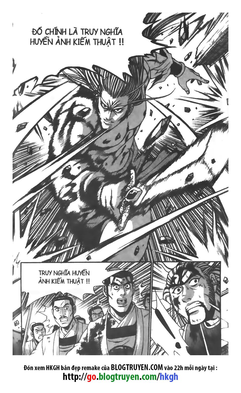 Hiệp Khách Giang Hồ - Hiệp Khách Giang Hồ Chap 213 - Pic 13