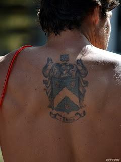 tattoo crest