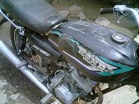 motor GL 125