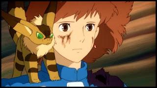 Nausicaa del valle del viento (1984), de Hayao Miyazaki