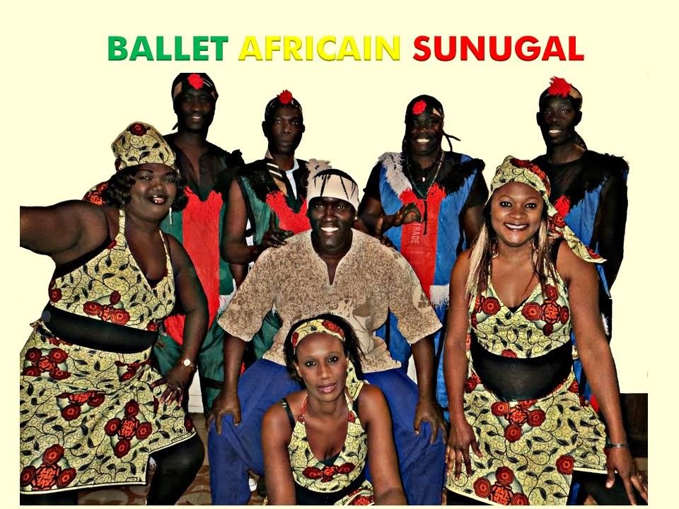 [Ballet Africain Sunugal]