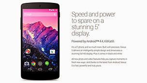 harga dan spesifikasi ponsel google nexus 5 terbaru
