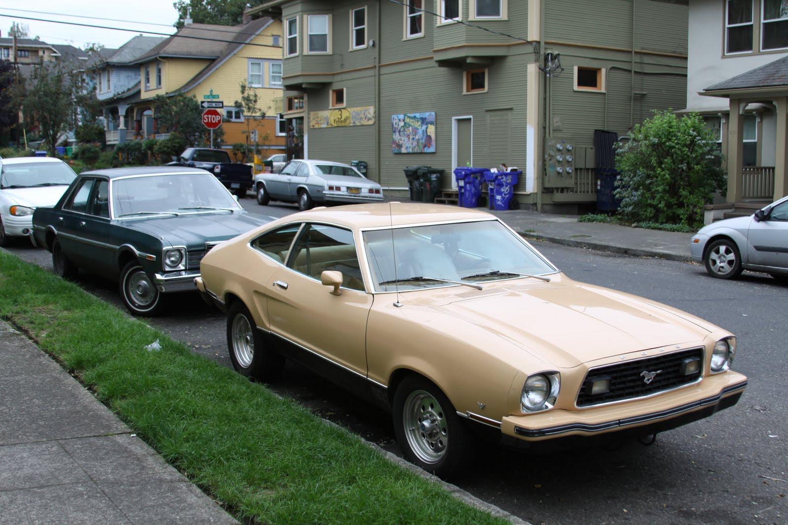 1977 mustang fastback
