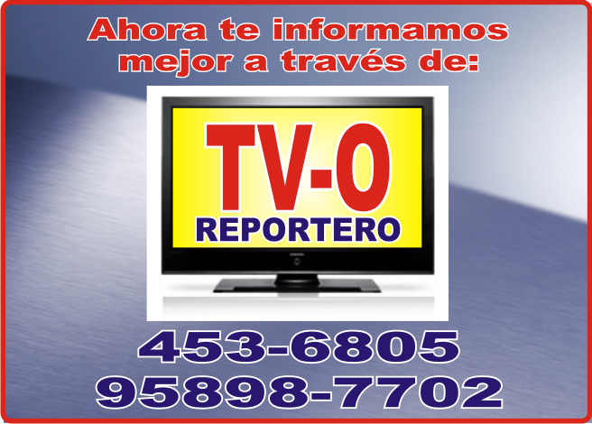 TV - O  REPORTERO